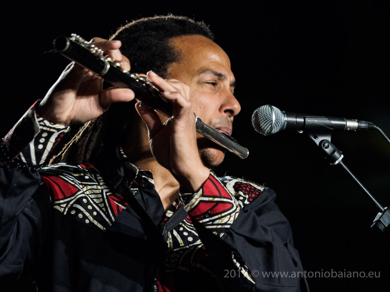 Leandro Saint-Hill - Omar Sosa Quarteto AfroCubano