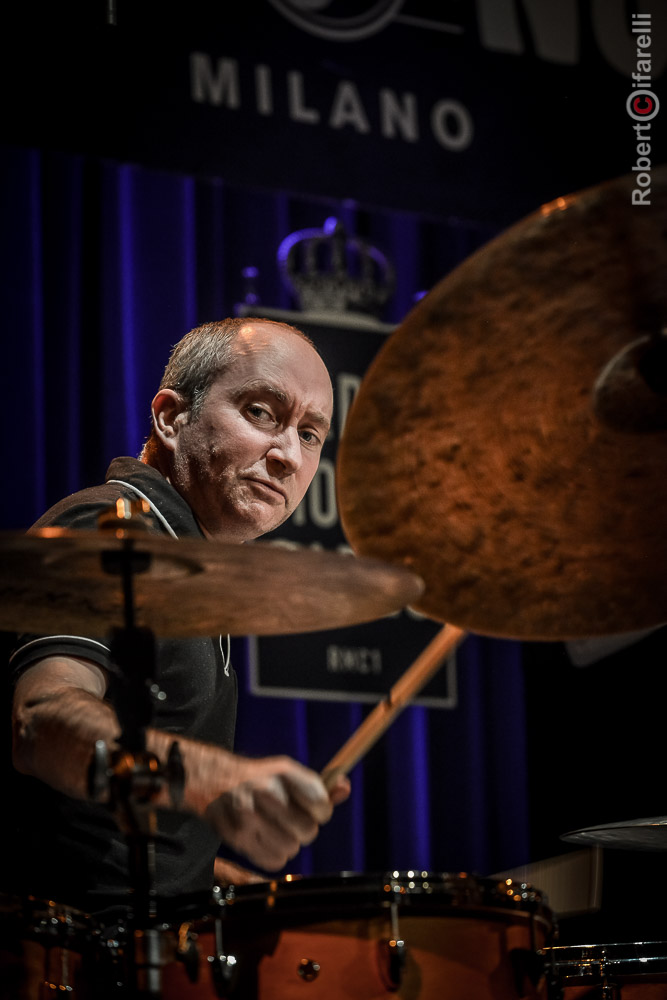 Nate Wood, Bluenote, Milan, Jazzmi festival
