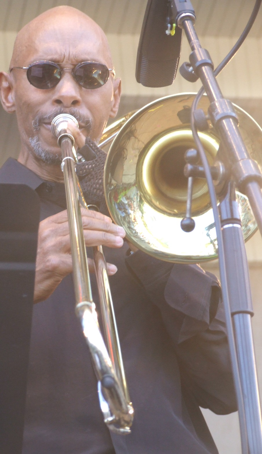 2008 Chicago Jazz Festival, Friday: Julian Priester Was Featured in T.S. Galloway's Commissioned Tribute to Capt. Walter Dyett