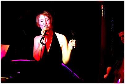 Gwyneth Herbert 17028739 Pizza Express, Dean St., London. 2.07 Images of Jazz