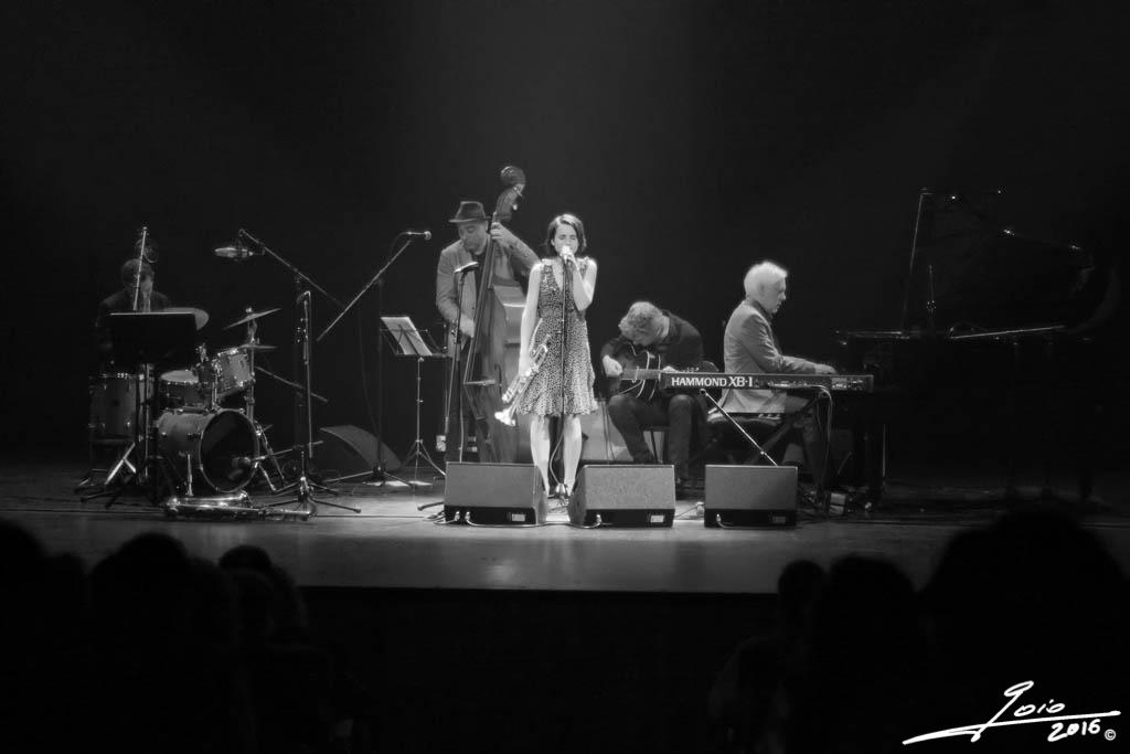 Andrea Motis&Joan Chamorro Quintet-2016