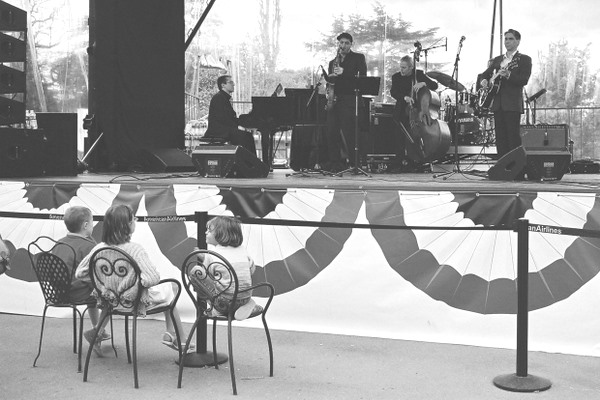 Sean Gourley Quintet / Des AM