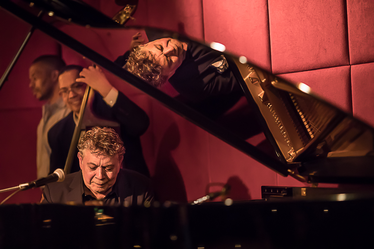 Monty Alexander Quintet, Feb 1, 2017, Jazz Standard, New York