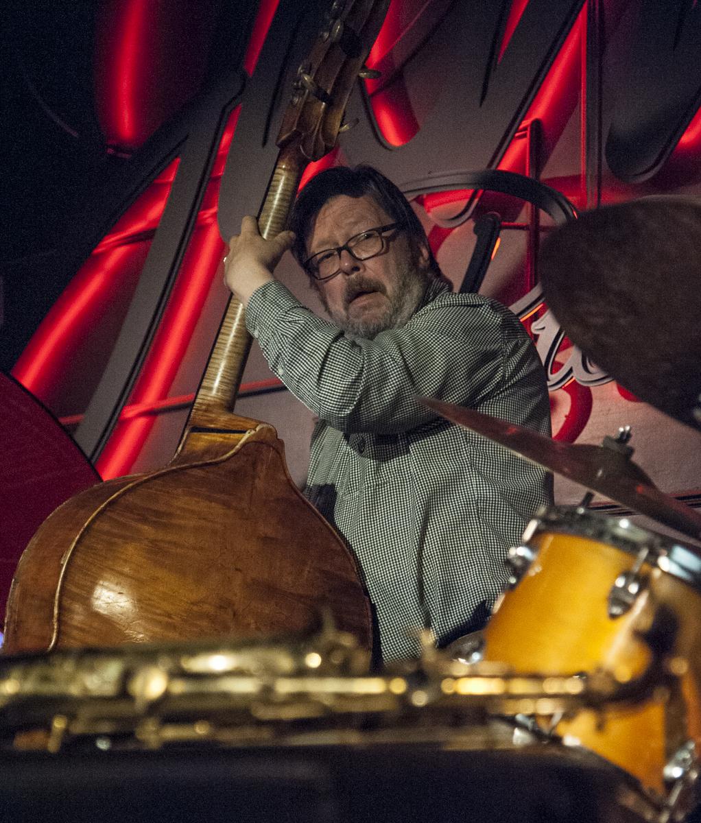 Steve Wallace - Jazz Bistro - Toronto