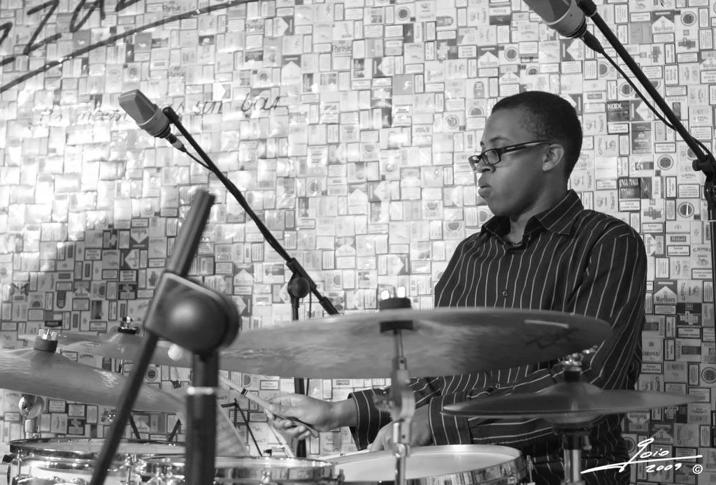 Cory Cox - (Javier Vercher Trio)