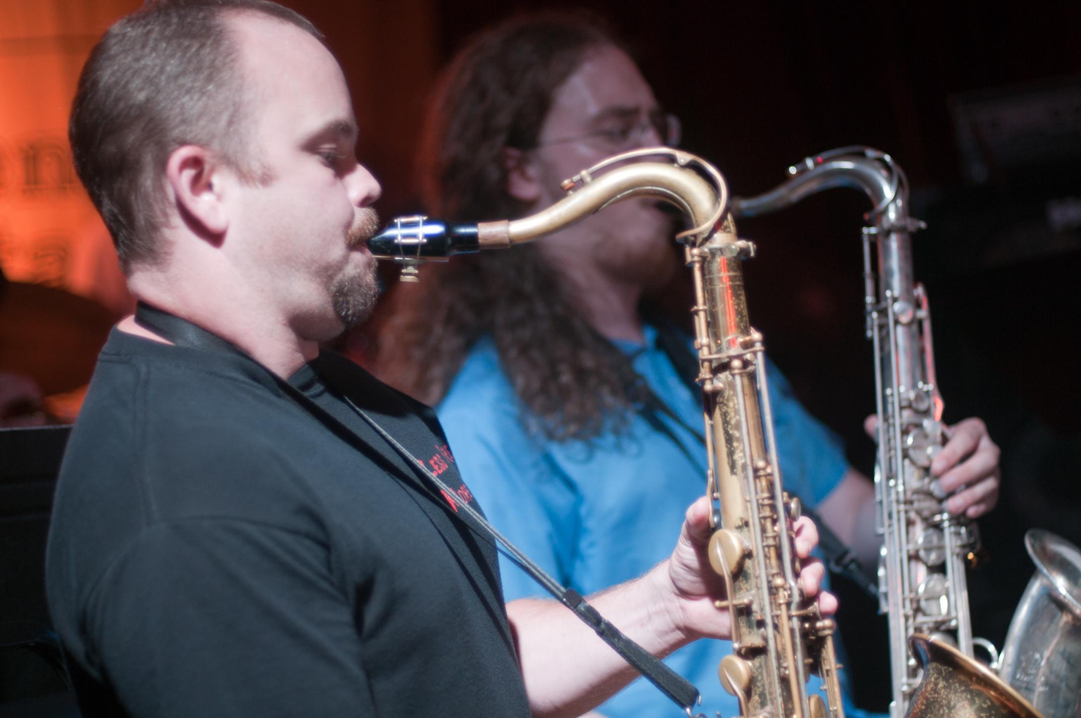 John Lilley and Jason Scott
