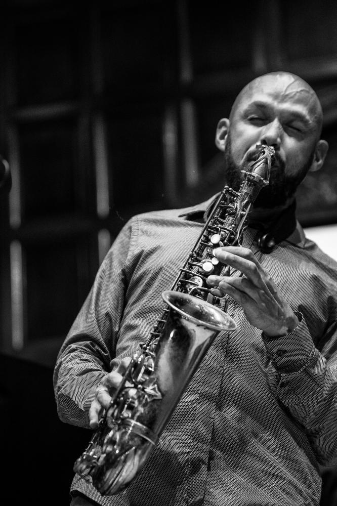 Miguel Zenon at Xerox Rochester International Jazz Festival 2017