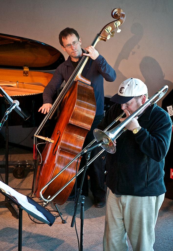 Ken Lister & Steve Davis - Cory Weeds Quintet - York University - Toronto