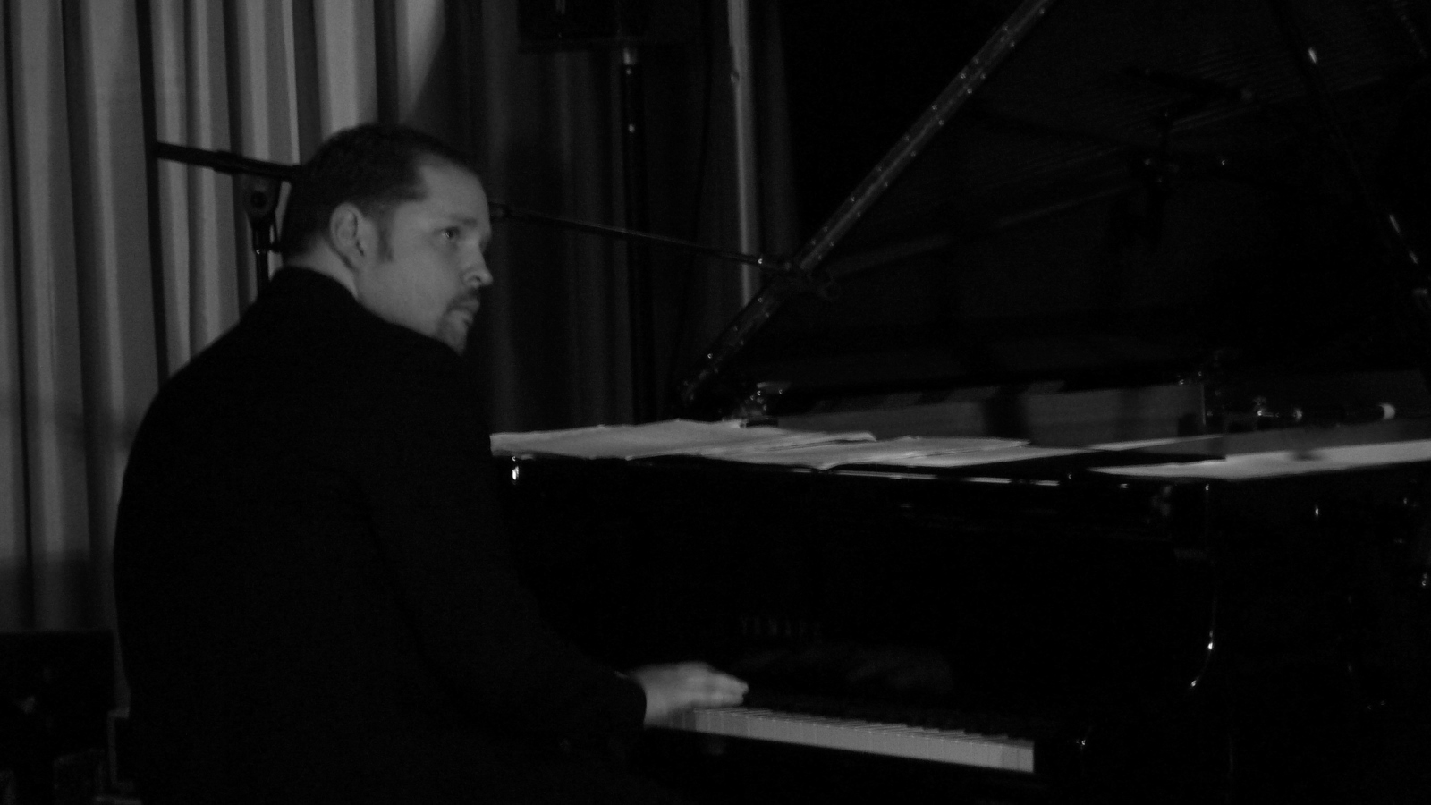 Tony Foster at the Piano 2009 Jazz Cruise