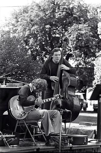 Gene Bertoncini / Michael Moore Duo - 1978