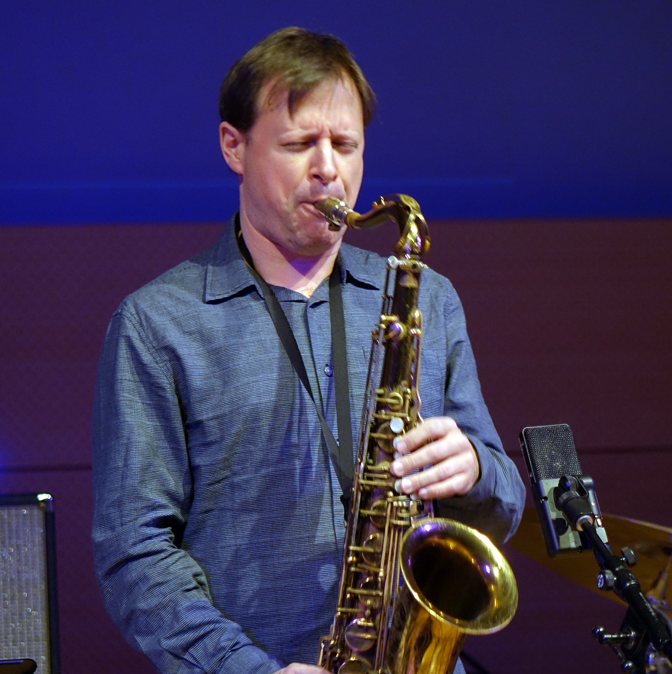 Chris Potter at NYC Winter JazzFest 2016