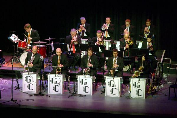 Gordon Campbell Big Band 30709 Images of Jazz