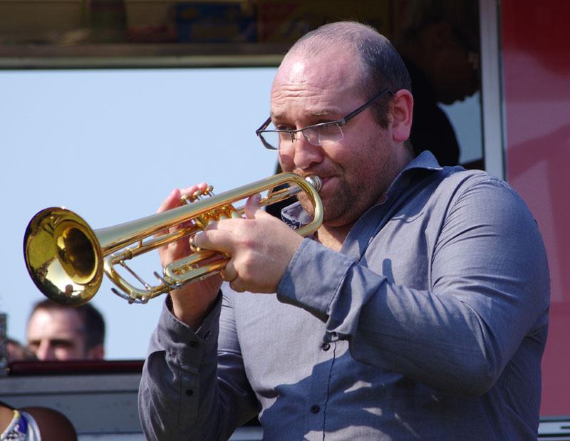 Ryan quigley, brass jaw, love supreme jazz festival