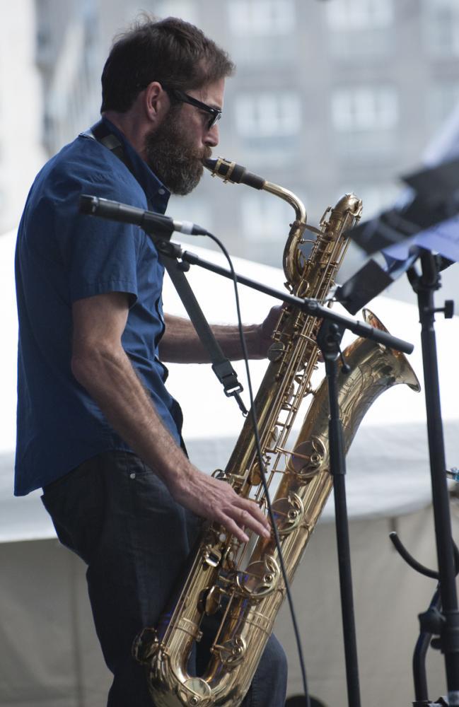 Perry White - Toronto Jazz Festival 2017 - Toronto