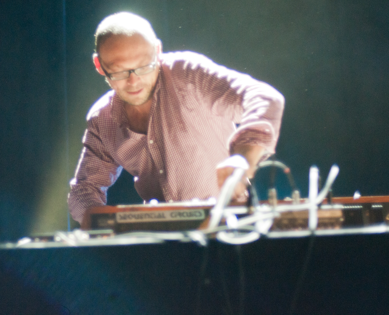 Bugge Wesseltoft at the Olso Jazz Festival