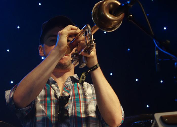 Justin stanton, snarky puppy, love supreme jazz festival