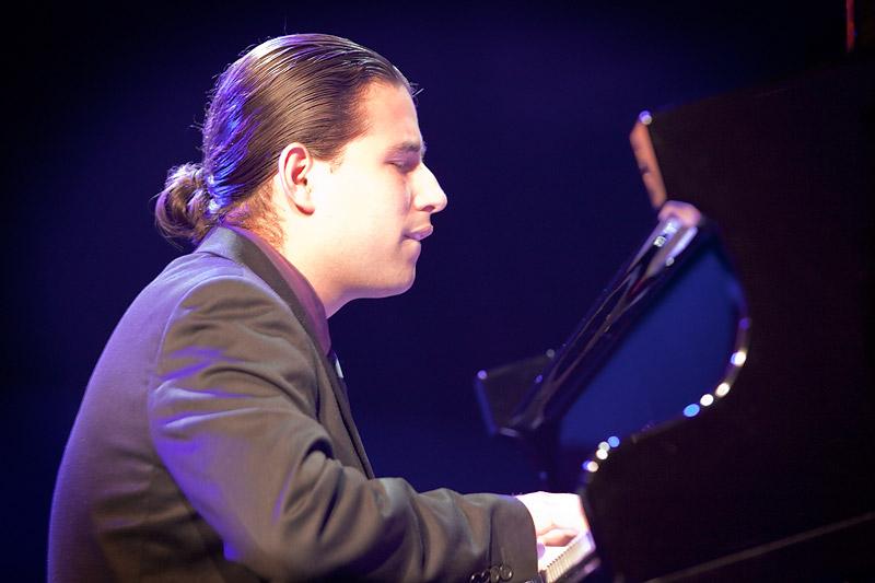 Alfredo Rodriguez at Montreux Jazz 2010