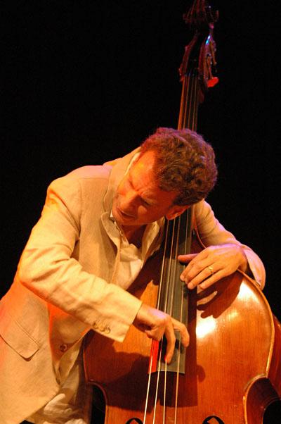 Larry Grenadier with Enrico Rava's New York Days, Mannheim, Germany 2009