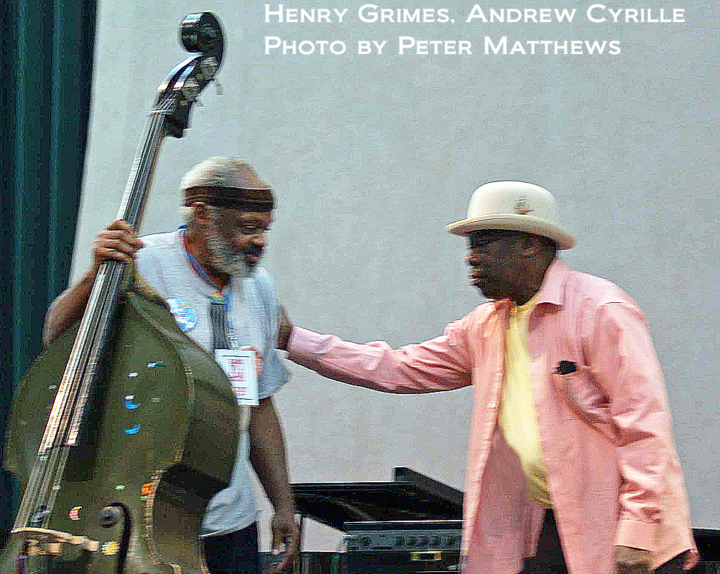 Henry grimes
