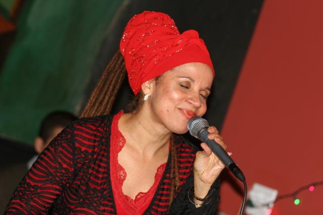 Arlee Leonard at Minton's Playhouse, NYC