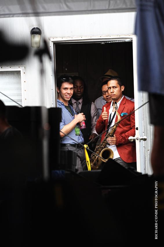 Mario Castro Quintet / Newport Jazz Festival 2011