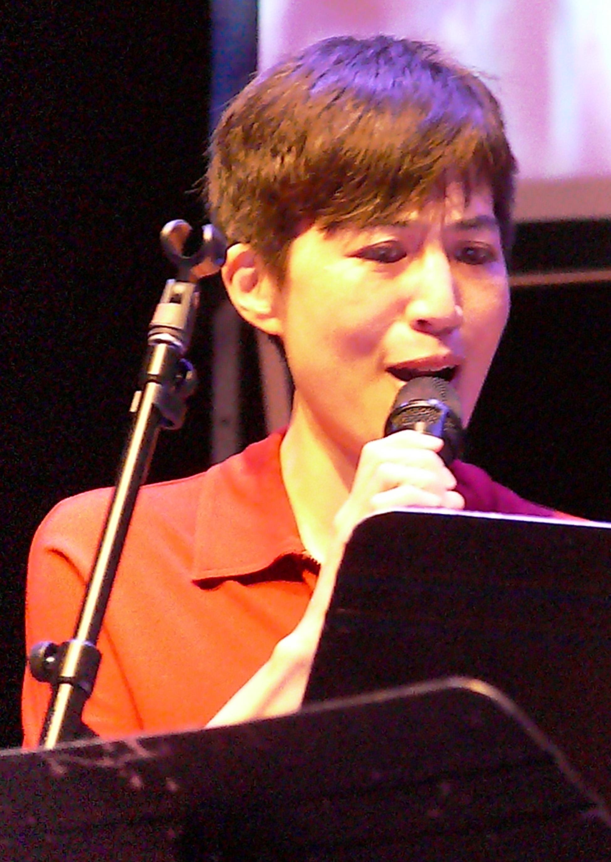 Kyoko Kitamura at the Vision Festival, NYC in June 2012