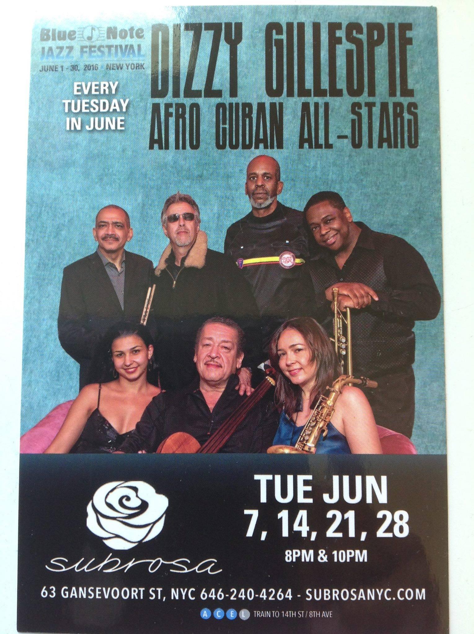 Dizzy Gillespie Afro-Cuban