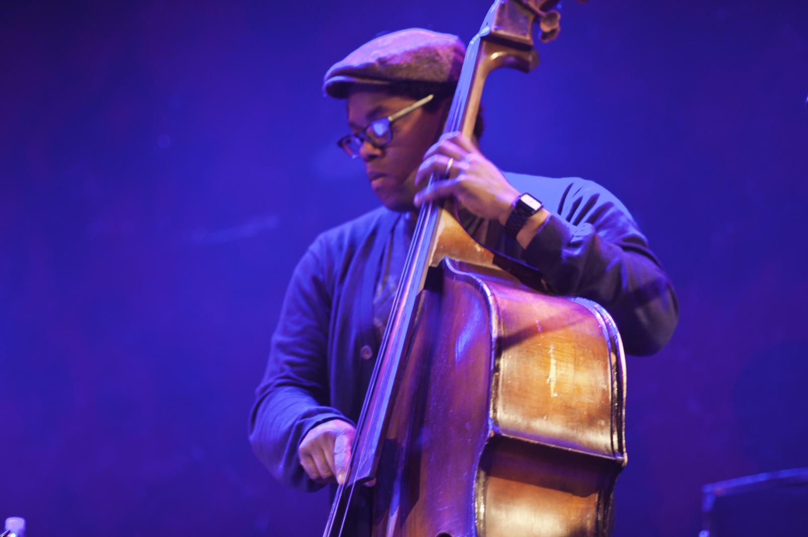 Vincente Archer with Anat Cohen Quartet