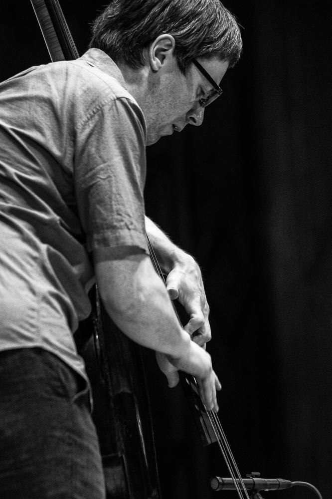 Thomas Morgan at Xerox Rochester International Jazz Festival 2017