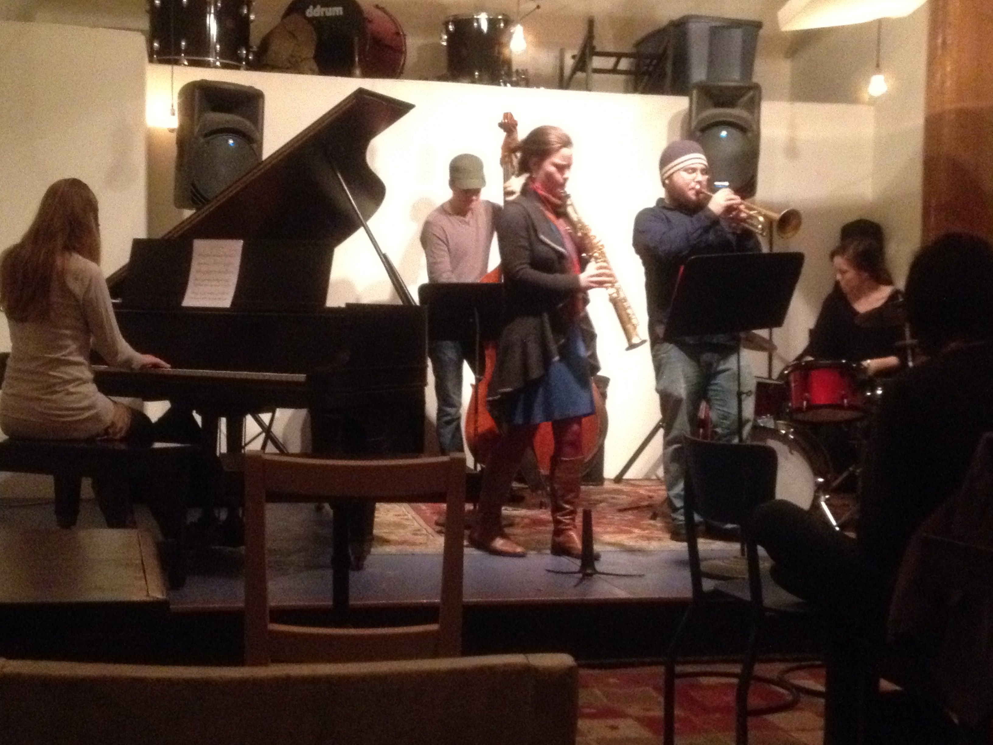 Douglass St Music Collective 3/3/12