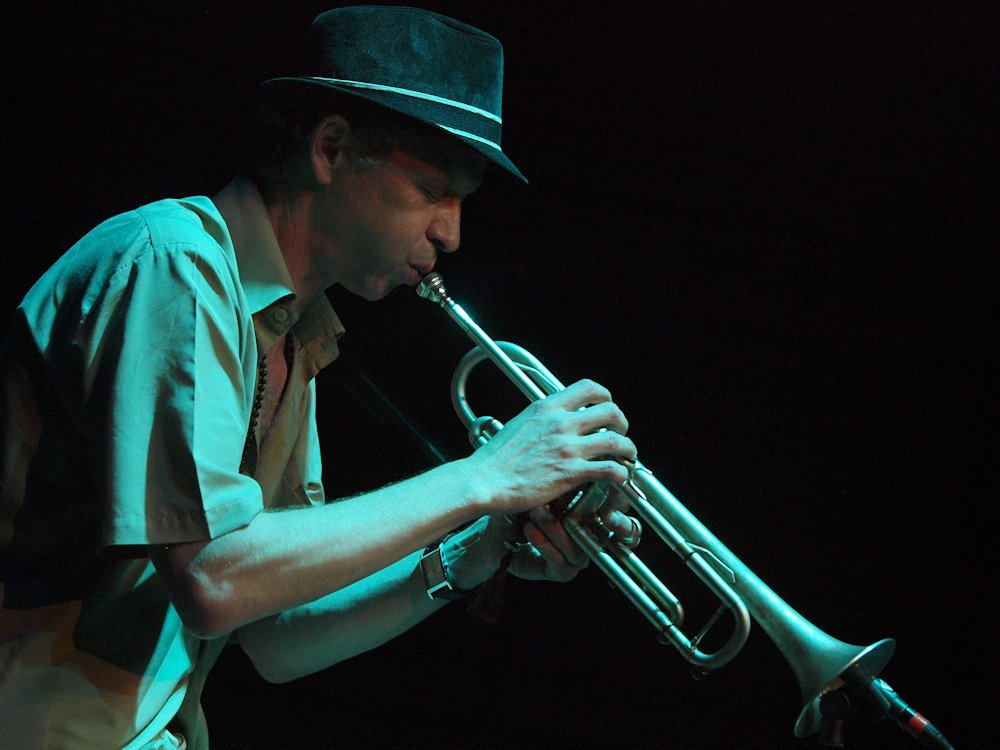 Franz hautzinger & keiji haino - jazzsaalfelden 23.08.2013
