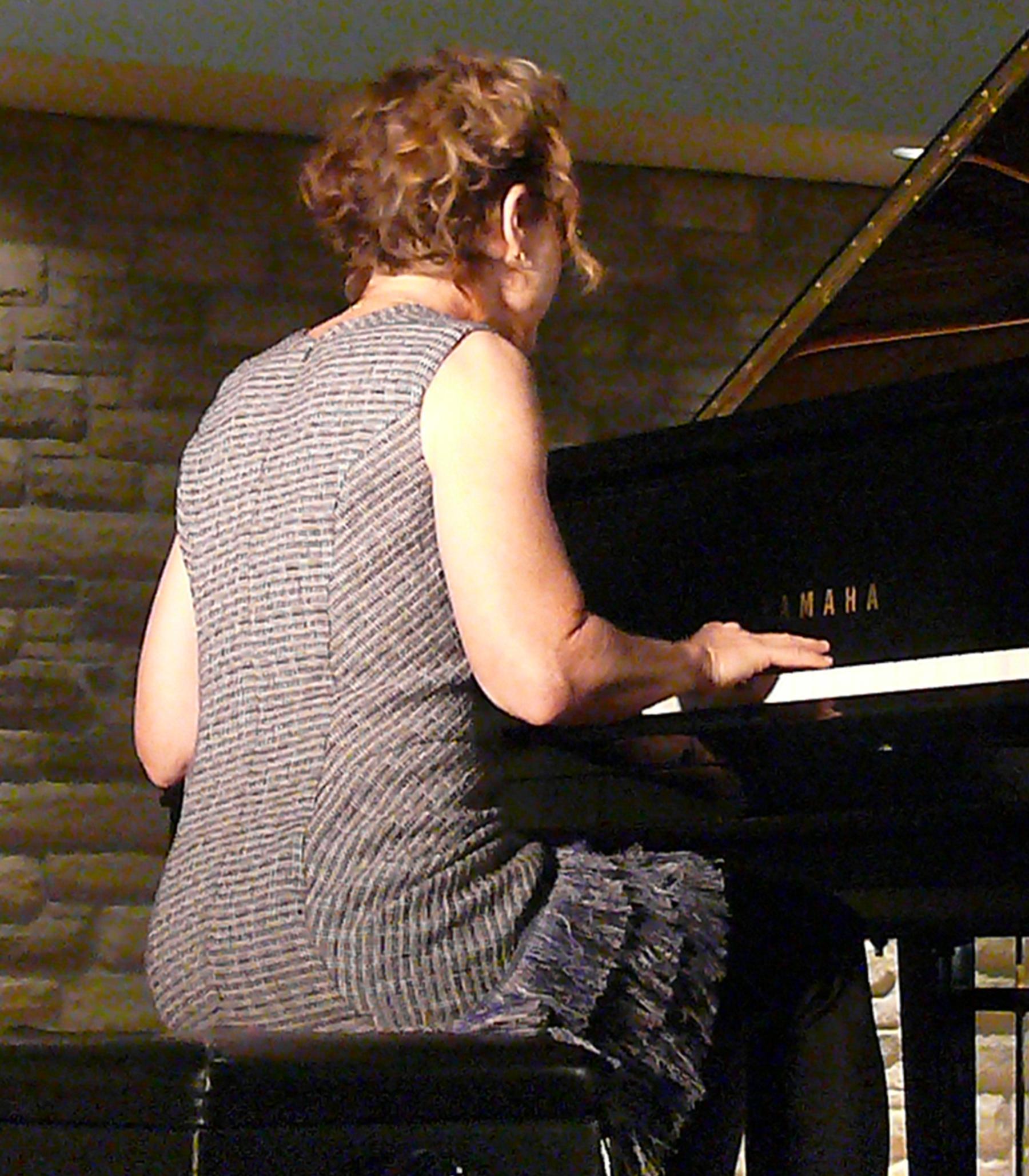 Myra Melford at Guelph 2012