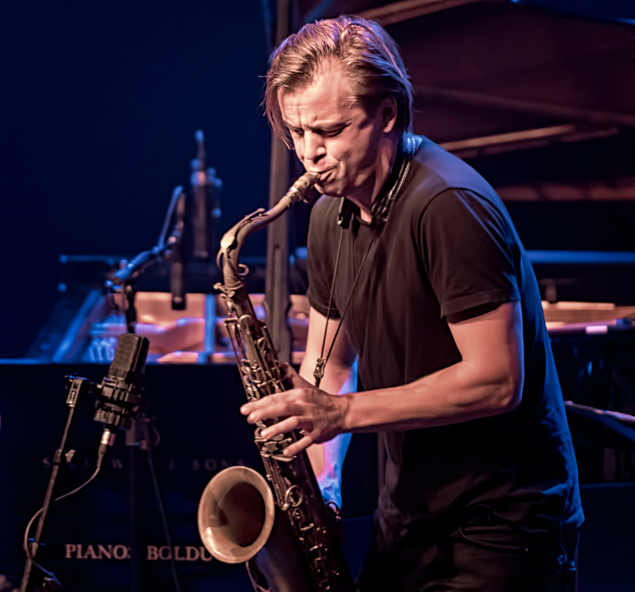 Marius Neset At The Montreal International Jazz Festival 2018
