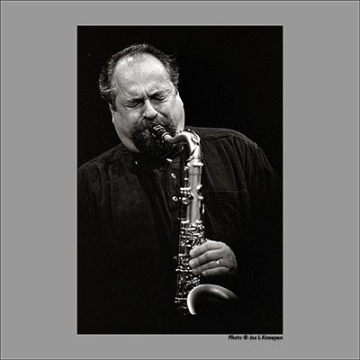 Joe Lovano, DE Werf, Bruges, Belgium, November 2003