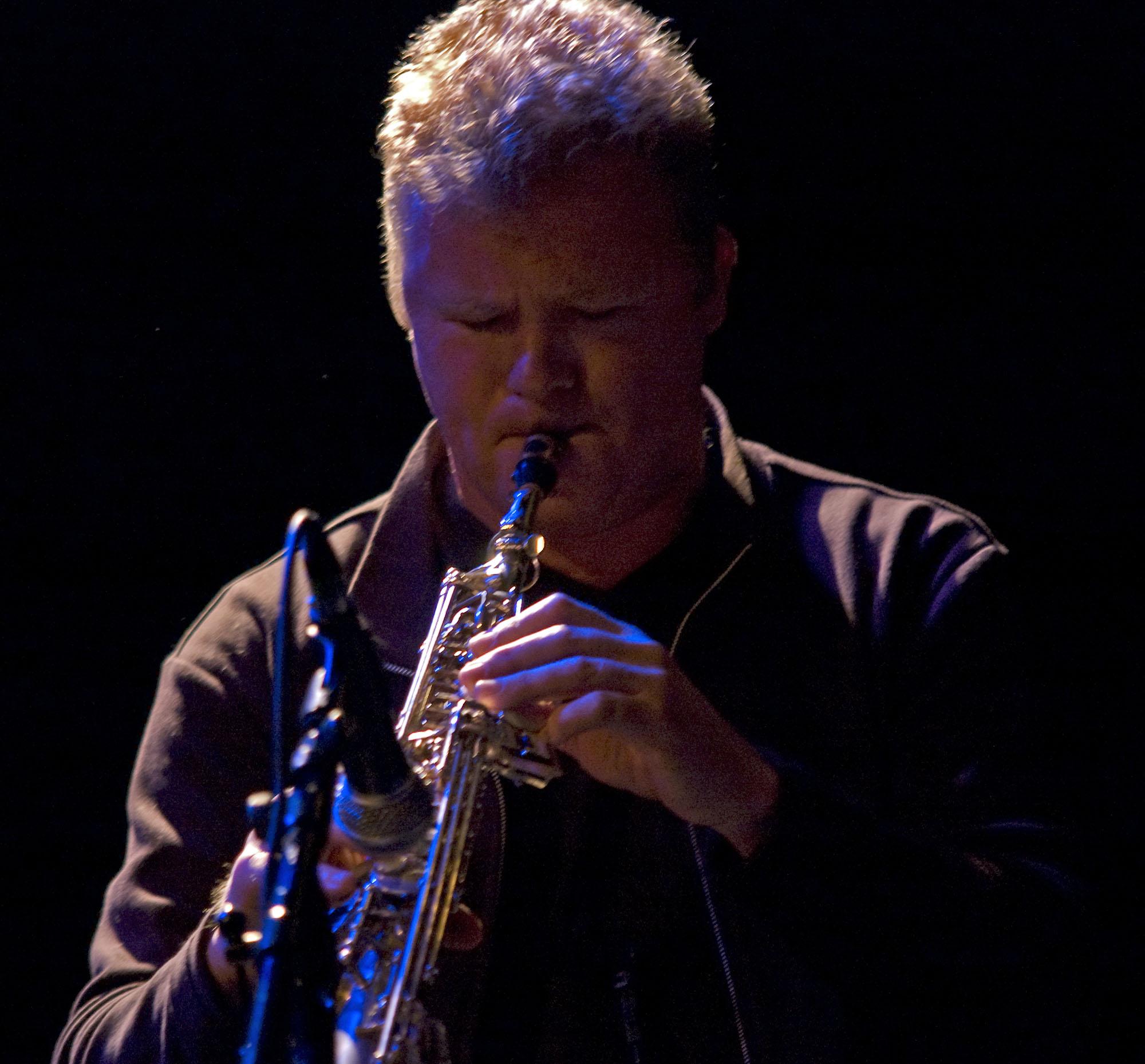 Iain Ballamy, Performing with Food at Enjoy Jazz 2010
