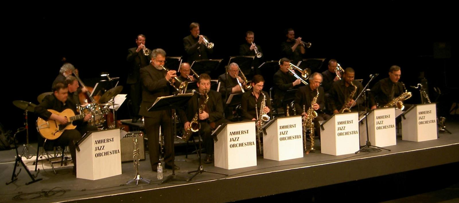 Dave Sporny's Amherst Jazz Orchestra
