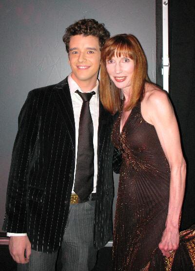 Laura Ainsworth & Michael Urie