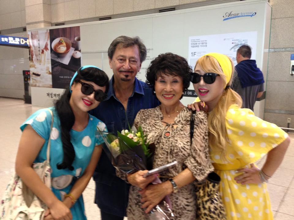 Mia Kim  & Tommy Vig