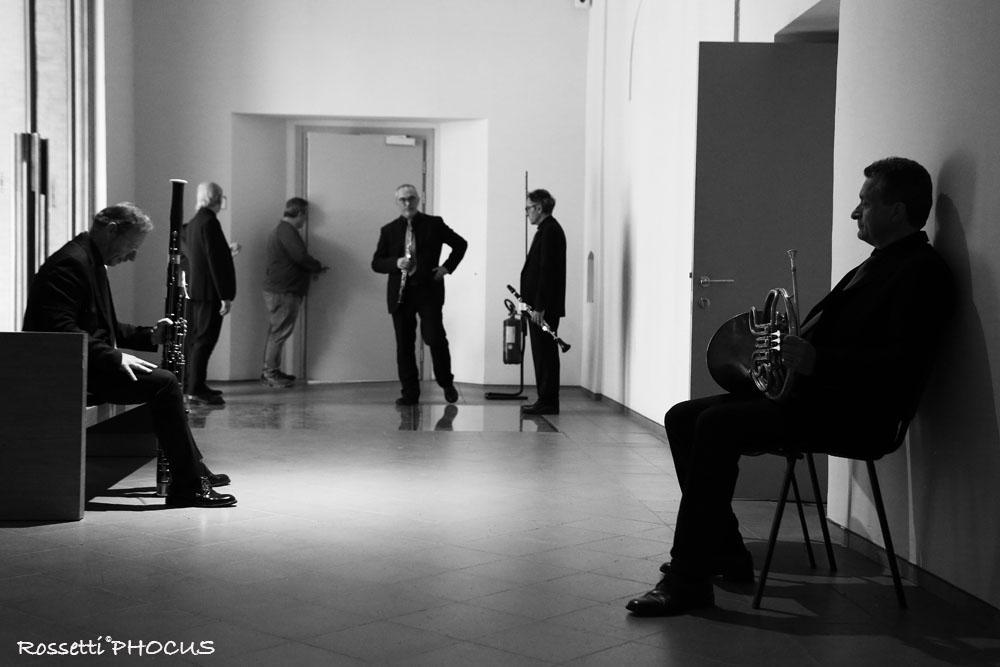 Piano & Wind Quintet