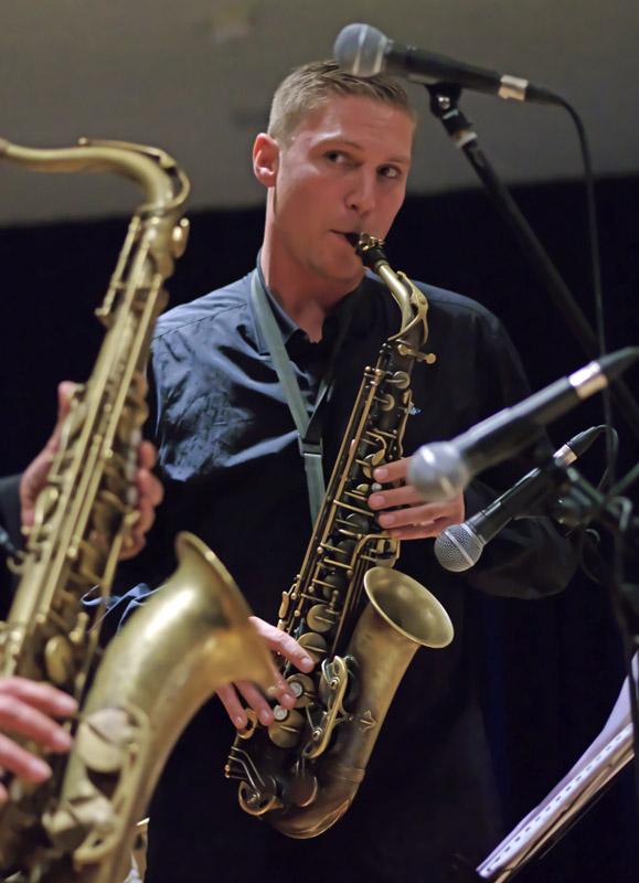 James Morton, James Morton Quartet Feat. Andy Sheppard