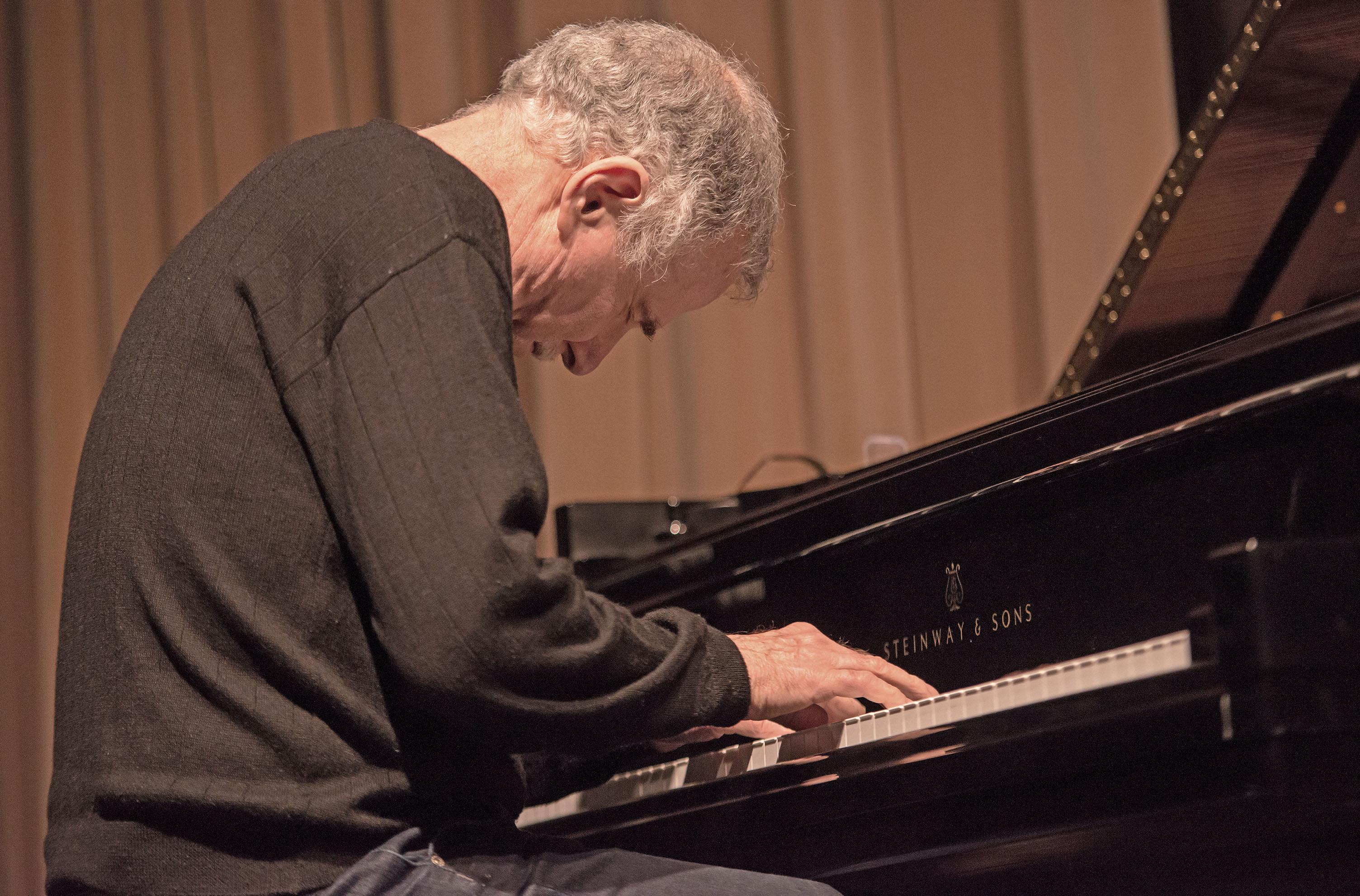 John Abercrombie Quartet, Library & Archives Canada, Ottawa, Canada 2014-02-15