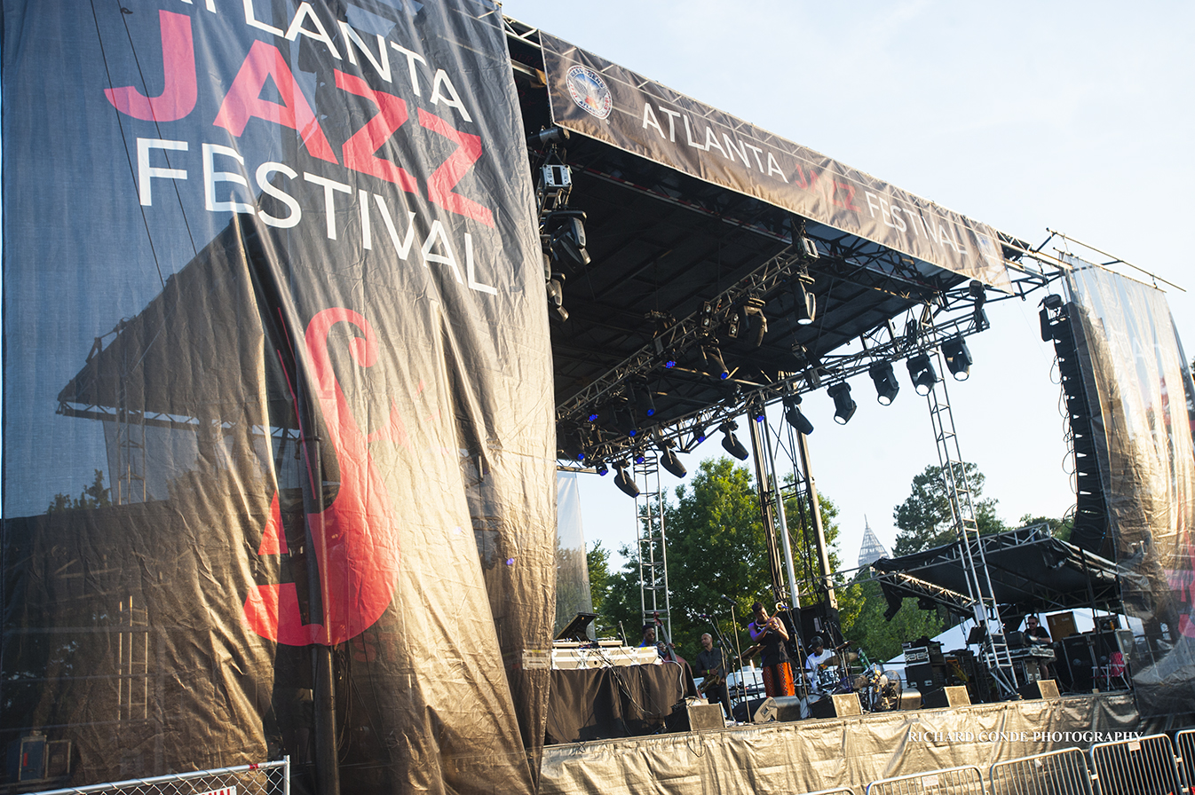 2016 Atlanta Jazz Festival