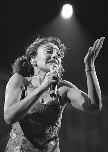 Maria Joao / San Sebastian 2001
