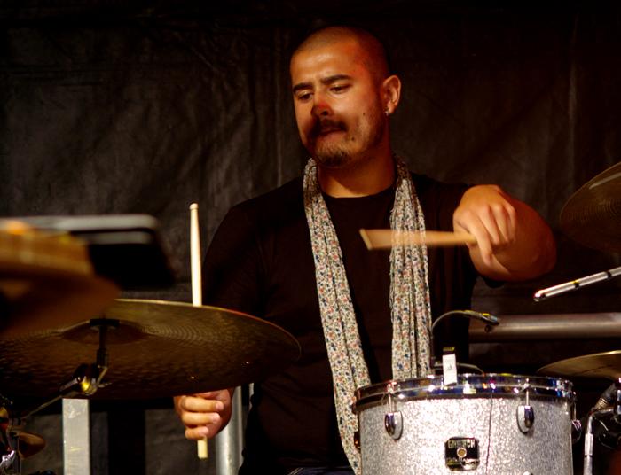 Graham Godfrey, Imperial Wharf Jazz Festival, London