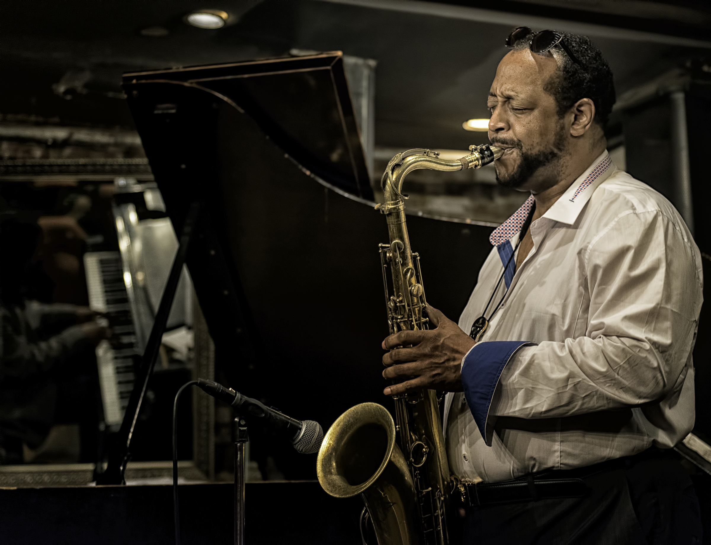 Eric Wyatt with Quartet at Smalls Jazz Club