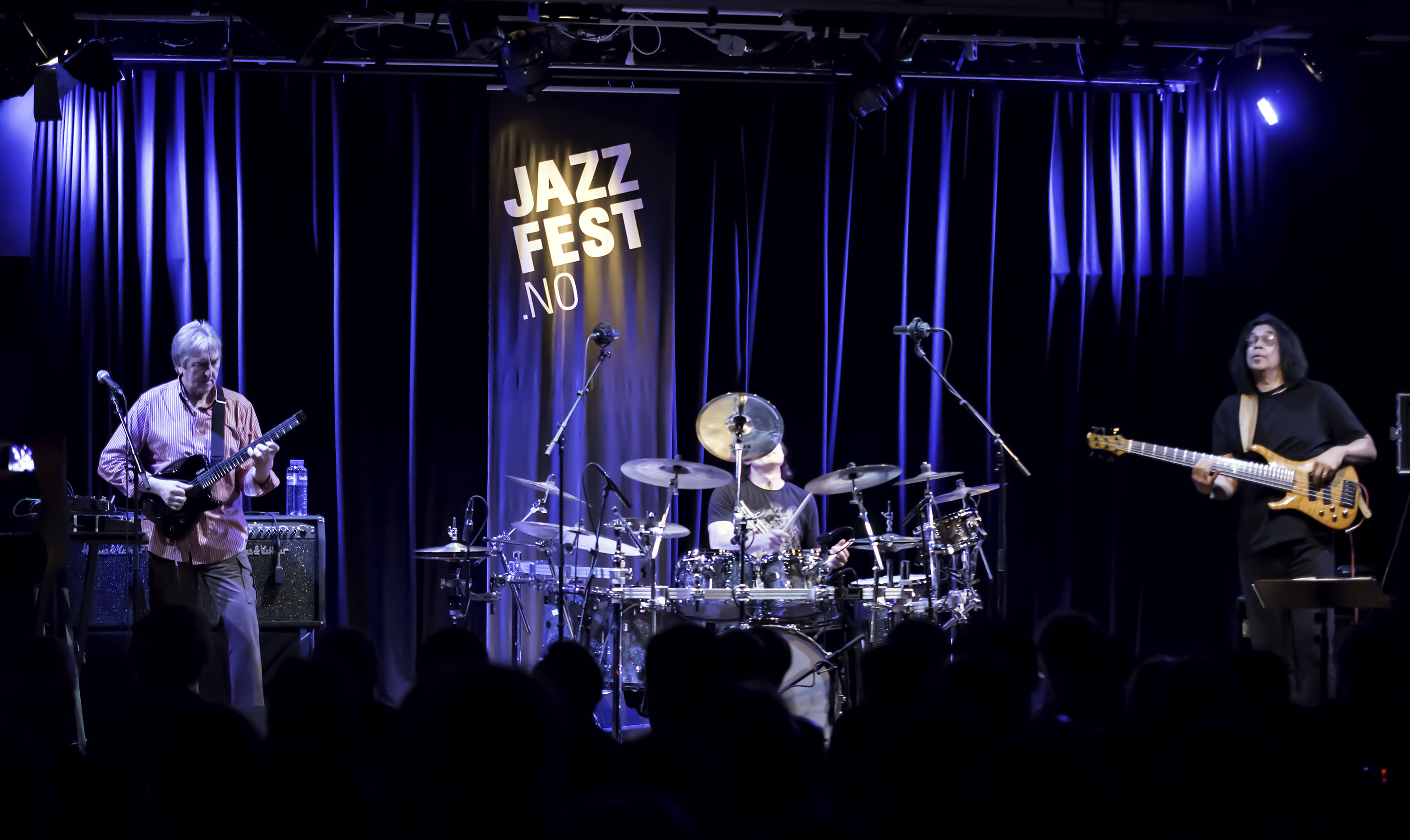 Allan Holdsworth, 2012 Trondheim Jazz Festival