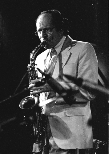 John Dankworth 0644013 Images of Jazz