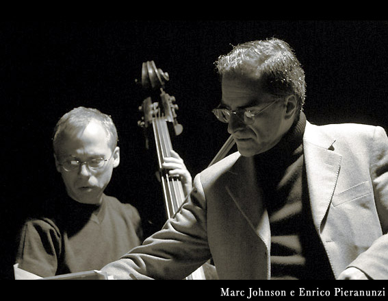 Marc Johnson E Enrico Pieranunzi, 2003