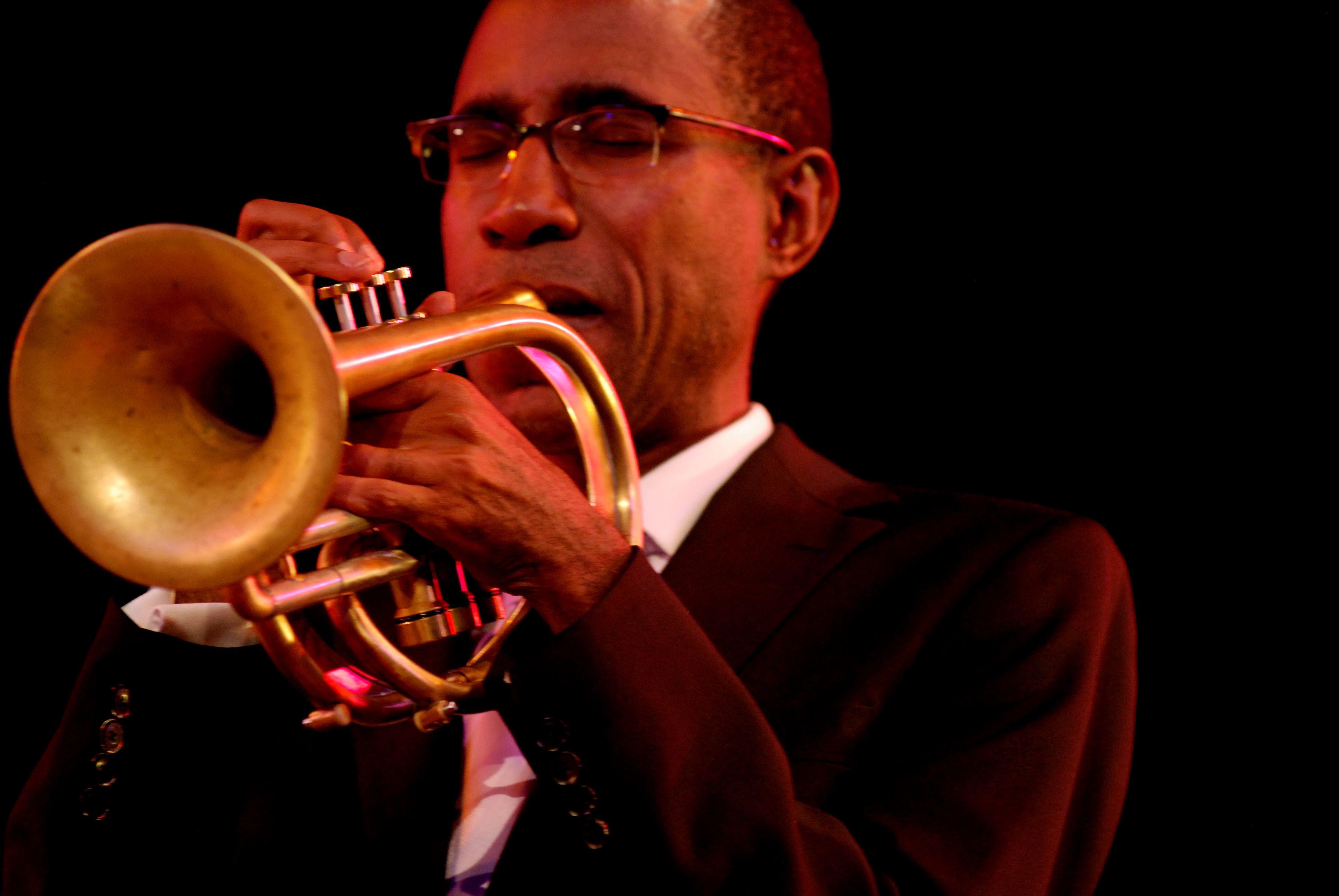 Ron Miles at Angel City Jazz Fest