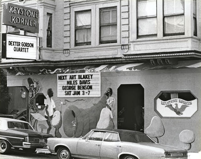 Keystone Korner, San Francisco
